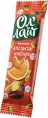 """Батончик Ол Лайт """"Апельсин & Имбирь"""" фруктово-ореховый, 30 г"""