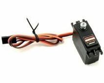Цифровая мини сервомашинка Spektrum A5040 Mini MG