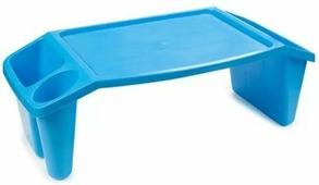 """Подставка-столик универсальная """"Berossi"""", цвет: голубой, 58,5 х 30,7 х 20,7 см"""