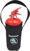 Автомобильный огнетушитель Auto Premium с логотипом Skoda, 67864