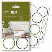Avery Zweckform Этикетки для кухни Living диаметр 48 мм