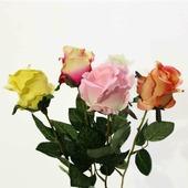 Роза искусственная, 60 см.