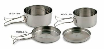 "Набор посуды ""Comfortika"" Family 4 предмета"