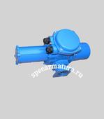 Электропривод многооборотный ГЗ-В.900/36