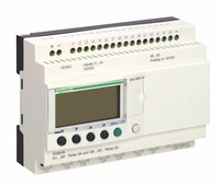 Интеллектуальное реле 16вх/10вых 24V АC Schneider Electric, SR3B261B