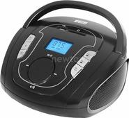 Портативная аудиосистема Mystery BM-6008UB черный/серый