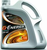 Моторное масло G-Energy F Synth, синтетическое, 0W-40, 4 л