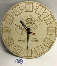 """Часы """"Вселенная Стивена"""" (дерево, диаметр 24 см)"""