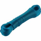 Шнур бельевой ЗУБР 20 м, стальная сердцевина, пластиковая оплетка, 2,6 мм 50140-20