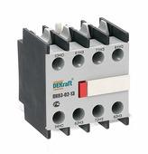 Приставка контактная фронтальная, доп.контакты 1НО+3НЗ ПК03-02-13 Schneider Electric, 24107DEK