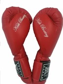 Перчатки для кик-боксинга ПВХ 848
