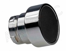 Лампы, кнопки, звонки, переключатели Кнопка черная (только корпус) Schneider Electric
