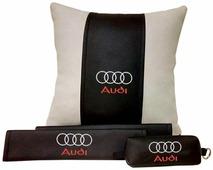 """Подарочный набор автомобилисту Auto Premium """"Audi"""", 3 предмета"""