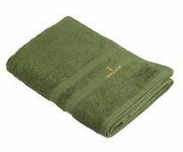 Полотенце банное Pastel 1920253, темно-зеленый