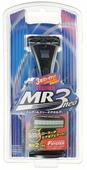 Feather МR3 нео бритвенный станок для мужчин с 2 запасными лезвиями