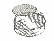 Набор многоуровневых стальных решеток - 5 частей (5-PIECE EGGSPANDER KIT)
