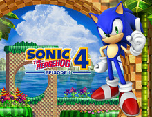 Sega Sonic The Hedgehog 4 Episode I (SEGA_2476)