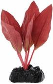 """Растение для аквариума Barbus """"Криптокорина красная"""", шелковое, высота 10 см"""