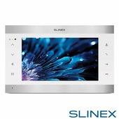 Видеодомофон Slinex SL-07IP белый/серебро