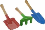 """Набор инструментов для сада """"Garden Show"""", детский, 3 предмета. 466431"""