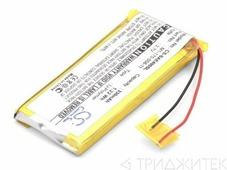 Аккумулятор для плеера Sony NW-E403, E405, E407, E503, E505, E507, 3.7В, 330мАч