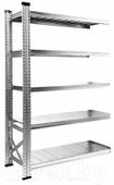 Стеллаж металлический Metalsistem S0.A.150.60/4d