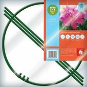 """Опора для цветов """"Garden Show"""", круглая, диаметр 40 см, высота 50 см"""