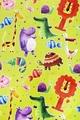 "Бумага упаковочная Феникс-Презент ""Веселые зверята"", 100 х 70 см"
