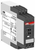 CT-ARS.21P Реле времени (задержка на откл.) 24-240B AC/DC без вспом.напряжения, 0,05с..10мин, 2ПК, пружинные клеммы ABB, 1SVR740120R3300