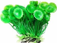 """Растение для аквариума Уют """"Щитолистник с осотом"""", высота 12 см"""