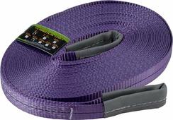 """Удлинитель лебедочного троса """"KennyМастер"""", цвет: фиолетовый, 4 т, 15 м"""