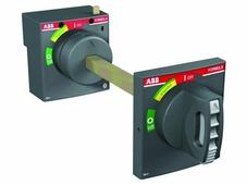 1SDA0 66168 R1 Рукоятка поворотная аварийная на дверцу RHE_H A3 (только рукоятка) ABB, 1SDA066168R1