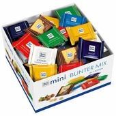 "Ritter Sport ""Яркая Коллекция"" набор мини-шоколада 7 вкусов, 1400 г"
