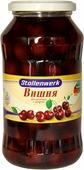 Фруктовые консервы Stollenwerk Вишня кислая, без косточек, с сахаром, 720 мл