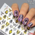 Fashion Nails Слайдер-дизайн Galaxy 34. Fashion Nails.
