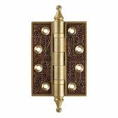 Петля универсальная Armadillo Castillo CL 500-A4 102x76x3.5 французское золото