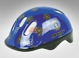 Шлем MaxCity Little Rabbit blue