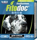 """Био-ошейник АВЗ """"Фитодок"""", для крупных собак, 80 см"""