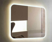 Зеркало Континент Demure LED (80х60)