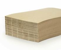 Переплётный картон 78*100*1,5 см. В упаковке 10 шт.