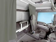 Комплект автоштор Эскар Blackout - auto S, серый, 2 шторы 120 х 160 см