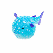Jelly-Fish Иглобрюх голубой 9x6.5x7.5см