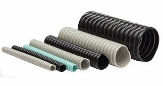 Защитные спиральные трубки Partex SP-10, диаметр 10-13 мм, серый (60 шт. по 1 м.) {SP-10100KN8}