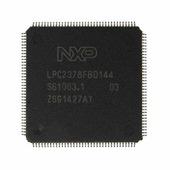 микроконтроллер RISC NXP , QFP LPC2378FBD144
