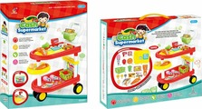 Игровой набор Наша Игрушка Супермаркет, 200101074, 49 предметов