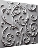 Стеновая декоративная гипсовая 3D панель Air Stone Ливия П06