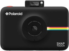 Polaroid Snap Touch, Black моментальная фотокамера