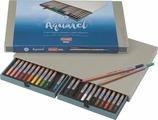 Bruynzeel Набор акварельных карандашей Design 24 цвета