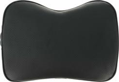 """Подушка под спину """"Auto Premium"""", увеличенная, цвет: черный. 77161"""