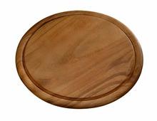 "Подставка ""Kesper"", деревянная, диаметр 30 см"